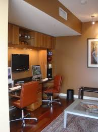 Best Home Office Ideas Images On Pinterest Office Ideas - Custom home office designs