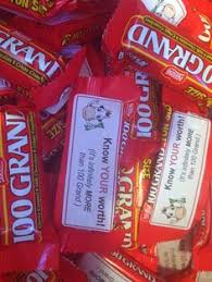 where can i buy 100 grand candy bars appreciation gifts personalized candy bars and stickers for