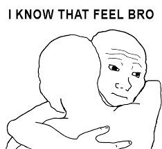 I Know That Feel Bro Meme - rage face script