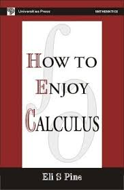 how to enjoy calculus 2002 edition soft cover latest edition