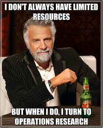 Meme Site - operations research memes o r by the beach