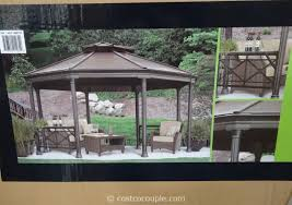 Sheridan Grill Gazebo by Screened Gazebos At Menards Unique 21 Outdoor Screened Gazebos