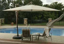 Big Umbrella For Patio Large Cantilever Patio Umbrellas Wanderfit Co
