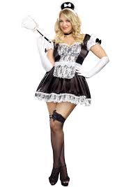 Ebay Size Halloween Costumes Dreamgirl A9507x Size Maid Costume Ebay