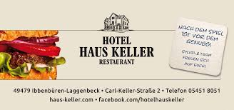 Haus Anzeige Hotel Restaurant Haus Keller U2013 Sv Cheruskia Lagenbeck E V