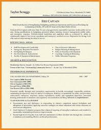 Firefighter Resume Templates Firefighter Resume Samples Resume Example Best 25 Firefighter