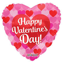 valentines day balloons wholesale 18 happy s day many hearts mylar foil balloon wholesale