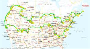 Google Map Directions Driving Google Maps Usa Driving Directions Directions Without Highways In