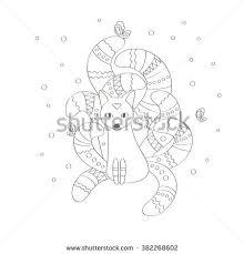 phytoplankton zooplankton vector illustration small organism stock