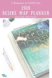 Desire Map 2018 Desire Map Planner Review U0026 Giveaway Can Cook Will Travel