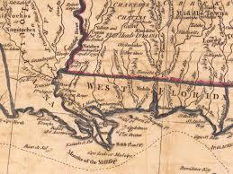 louisiana florida map file west florida and louisiana in 1781 jpg wikimedia commons