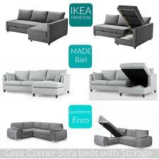 Best  Grey Corner Sofa Bed Ideas On Pinterest Corner Sofa Bed - Chaise corner sofa bed
