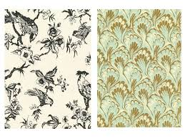 chinoiserie wrapping paper gift wrap worthy of framing confettistyle