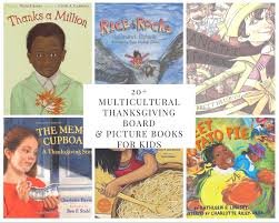 20 multicultural thanksgiving books for here wee read
