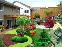 Ideas For Backyard Gardens Best Backyard Garden Designs Home Garden Design Ideas Home Yard