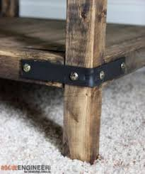 Side Table Plans Simple Square Side Table Free Diy Plans Bedside Tables