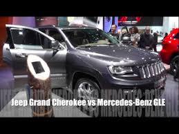 jeep grand mercedes jeep grand 2016 vs mercedes gle 2016