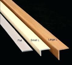 l shaped chrome aluminium tile edge trim metal corner tile with metal corner trim prepare