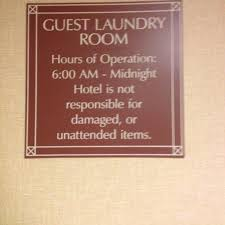 Laundry Room Hours - laundry hours picture of comfort suites stevenson ranch