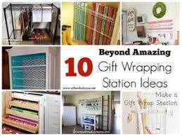 office gift wrapping station jockington