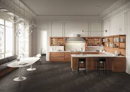 70 years of snaidero a global icon of italian kitchen design view in gallery heritage kitchen designed by iosa ghini