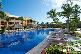 Riviera Maya Map Map Of Barcelo Maya Palace Hotel Oyster Com Review