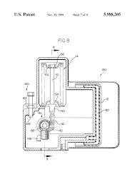 patent us5988205 rotary valve actuator with zero lost motion