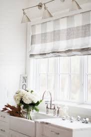 Kitchen Blinds And Shades Ideas by 25 Best Farmhouse Roman Shades Ideas On Pinterest Farmhouse