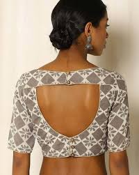 25 blouse back neck designs to try wedandbeyond