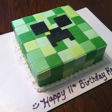 mindcraft cakes minecraft party ideas creeper cake creepers and cake