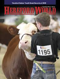 eskridge lexus tulsa september 2015 hereford world by american hereford association and