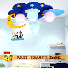 boys room ceiling light children bedroom lights new moon star kids light bedroom room