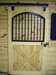 Interior Arched Doors For Sale Custom Built Wooden Barn Doors Quality Amish Built Interior