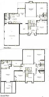 3 bedroom 2 story house plans story house plans 2 modular floor three home modern small country