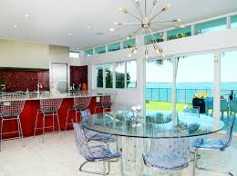 decoration amazing choosing a floor plan innovative materials amazing choosing a floor plan innovative materials home interior in kitchen and dining space decorated with modern furniture with transparence decor