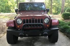 rugged ridge wrangler xhd front bumper kit w standard bumper ends