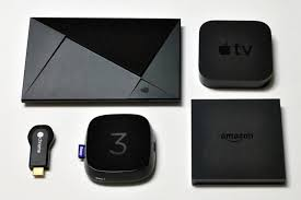 which media streamer is best amazon android tv apple chromecast roku