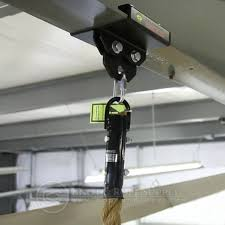 beam mount for ceiling fan climbing attachment