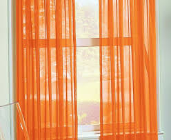 curtains striking orange tartan curtains next memorable burnt