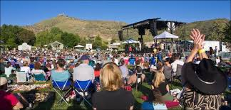 Idaho Botanical Gardens Botanic Gardens Concerts 1 Concert At Outlaw Field From The