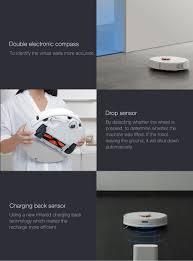 xiaomi mijia roborock sweep one robot vacuum cleaner mi cleaning
