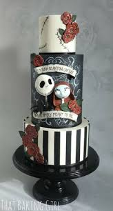 nightmare before cake is suitable for those who a