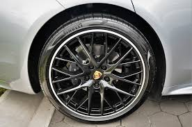 porsche panamera sport 2017 porsche panamera 21 inch panamera sport wheel black high gloss