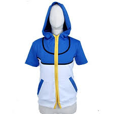 Ash Ketchum Halloween Costume Amazon Cuterole Unisex Ash Ketchum Costume Pokemon Jacket