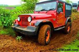 top 15 changes seen in the 2015 mahindra thar