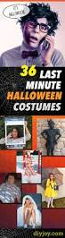 36 last minute diy halloween costumes diy joy