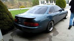 lexus sc400 diesel 600hp sc300 revving and walk around youtube