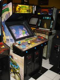 teenage mutant ninja turtles arcade game retro gaming