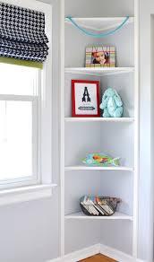 Wall Corner Shelves by Best 10 Diy Corner Shelf Ideas On Pinterest Corner Shelf