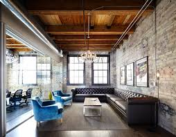Industrial Look Living Room by Ok So Its Not Actually A Living Room But It Could Be And